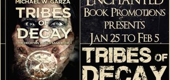 The Decaying Undead // Tribes of Decay Book Excerpt