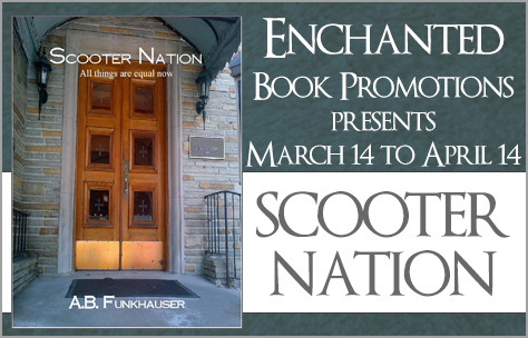 Humor Noir // Scooter Nation by A.B. Funkhauser Book Excerpt