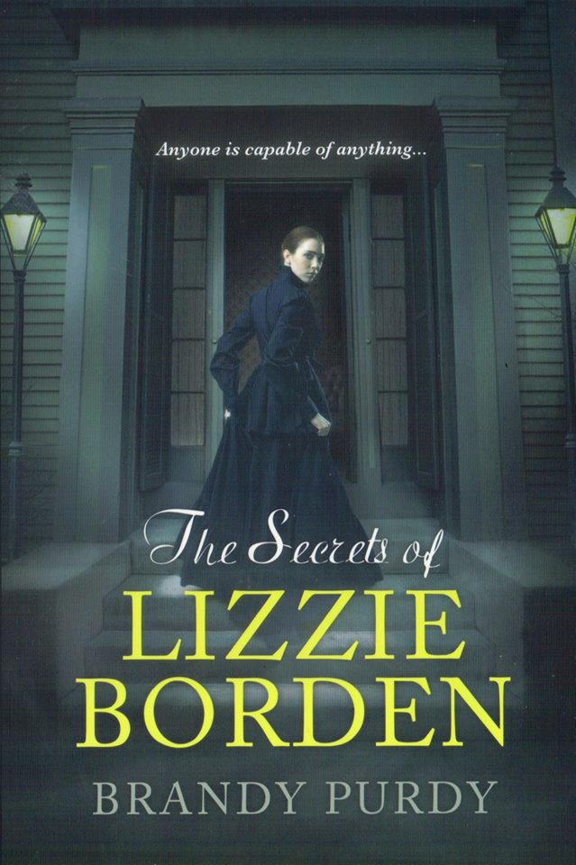 The Secrets of Lizzie Borden Book Cover