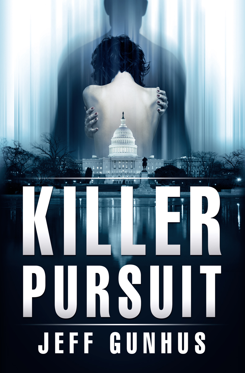 Killer Pursuit Book Cover