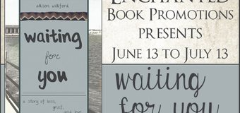 A Love Story // Waiting for You by Allison Williford Book Review