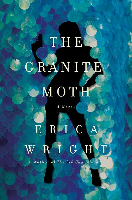 The Granite Moth Book Cover