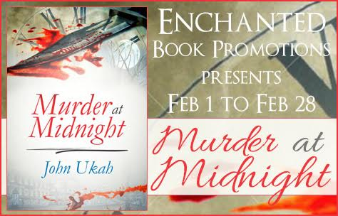 Excerpt // Murder at Midnight by John Ukah