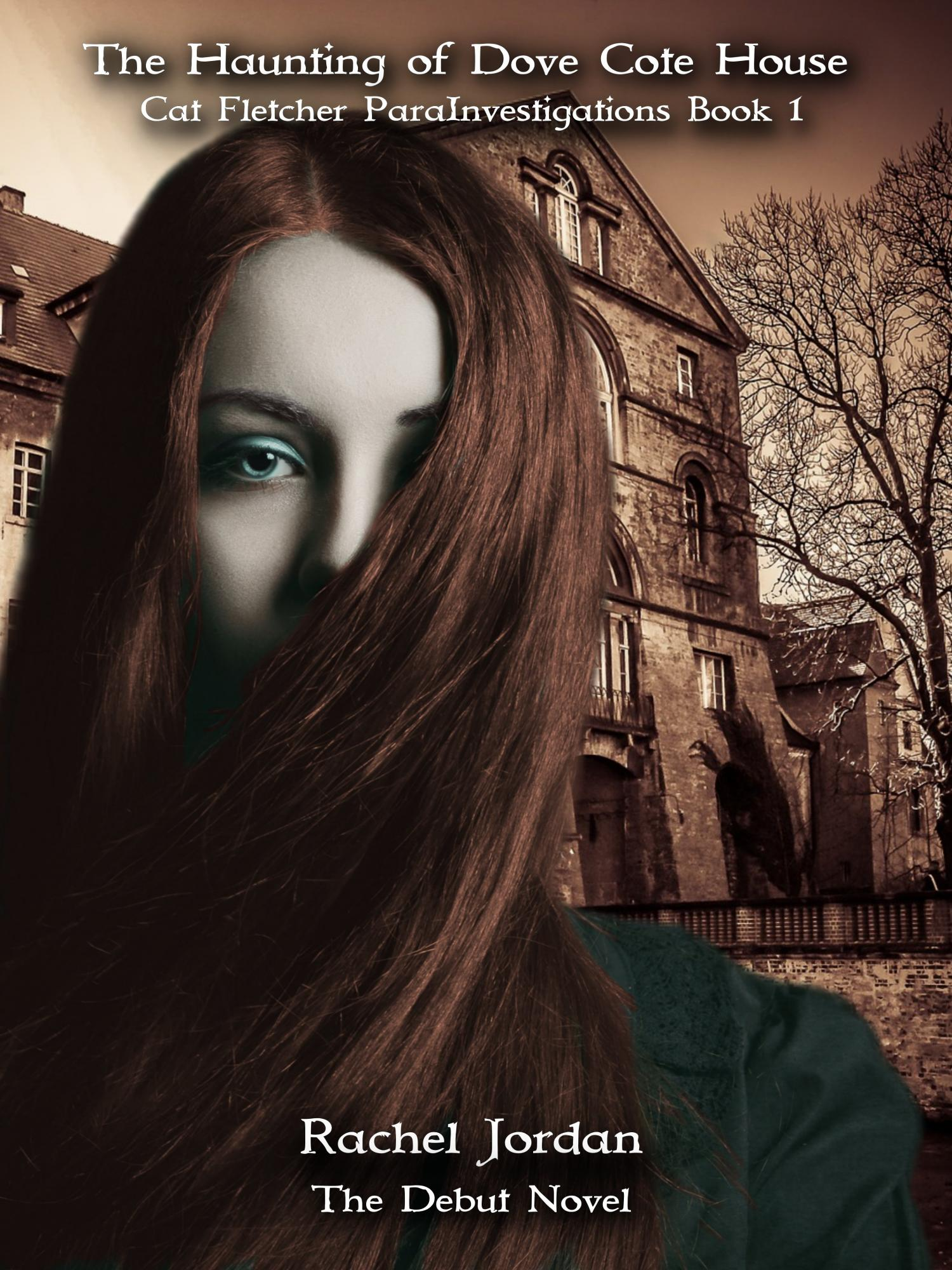 The Haunting of Dove Cote House Book Cover