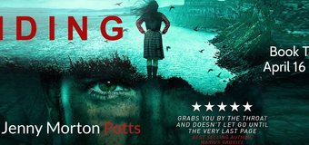 Book Review // Hiding by Jenny Morton Potts