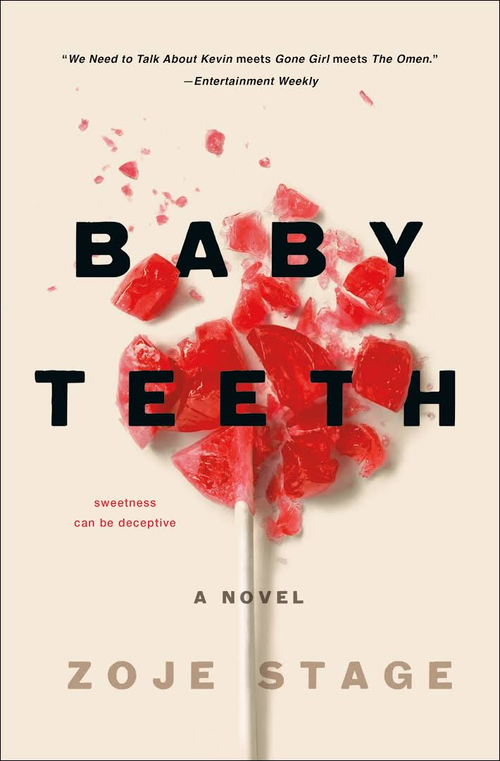 Baby Teeth Book Cover