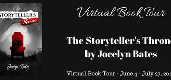 Book Excerpt / The Storyteller's Throne by Jocelyn Bates