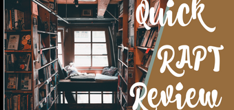 Quick RAPT Review // Broken Promise by Tara Thomas