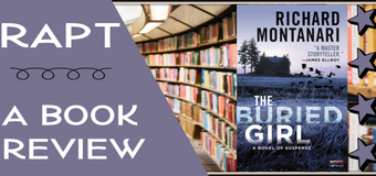 Book Review // The Buried Girl by Richard Montanari