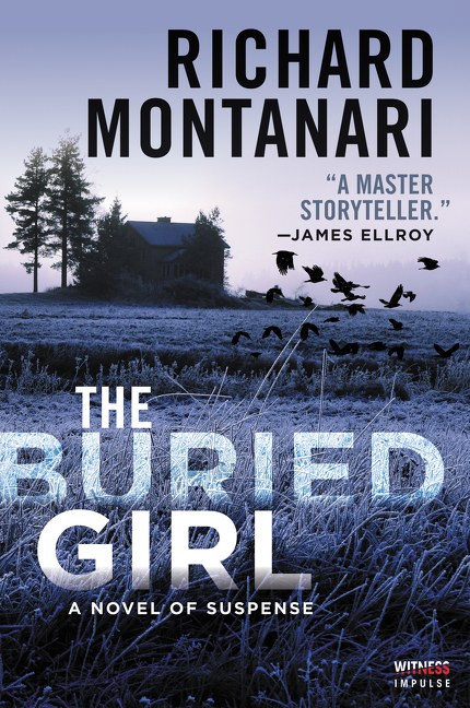 The Buried Girl Book Cover