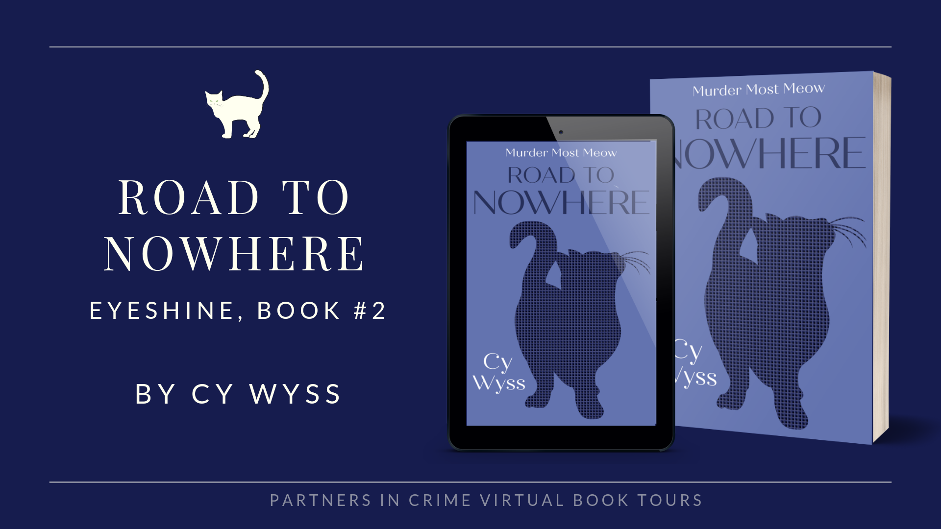 Excerpt // Road To Nowhere by Cy Wyss