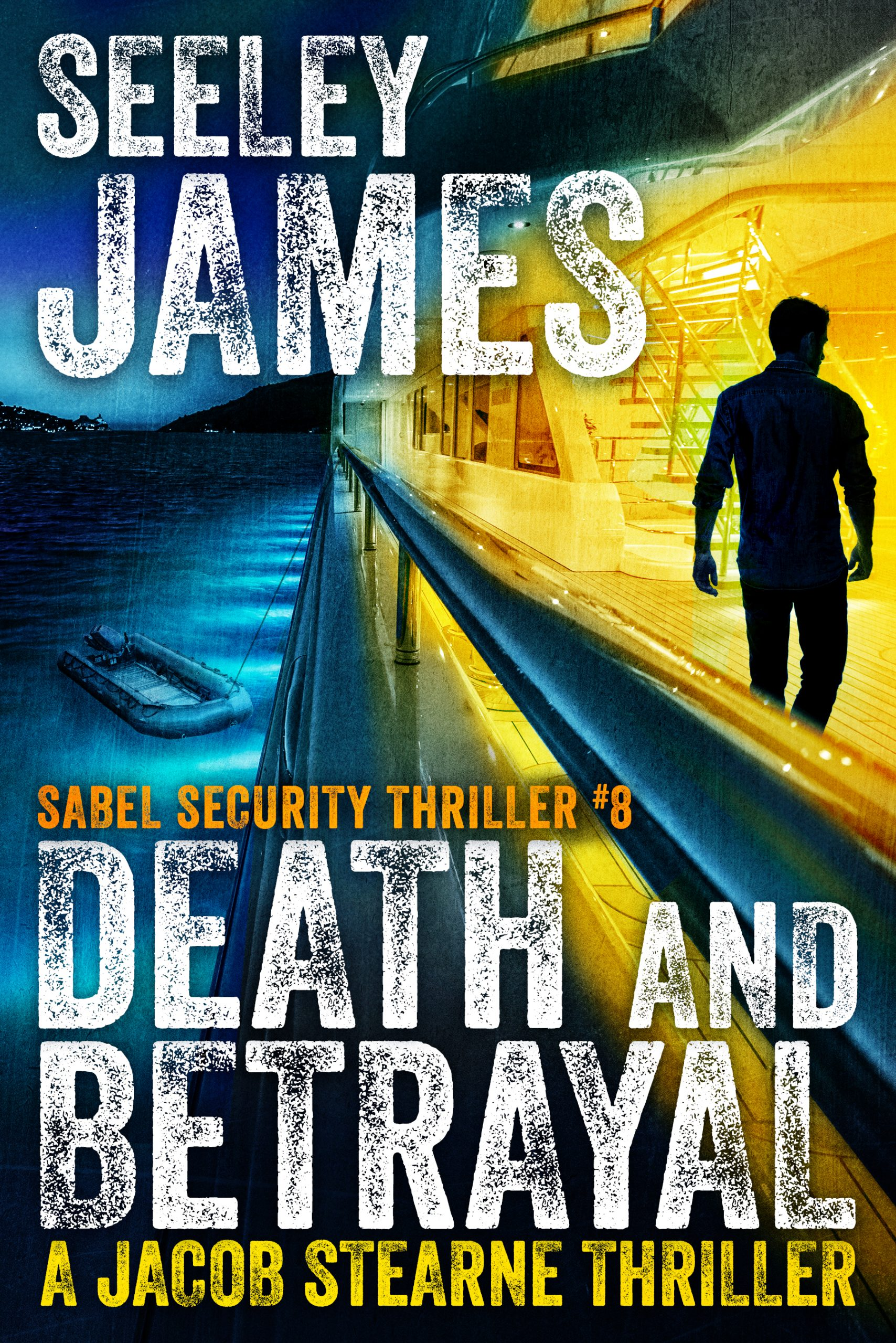 Death and Betrayal Book Cover