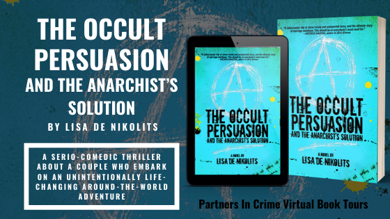 EXCERPT // The Occult Persuasion and the Anarchist's Solution by Lisa de Nikolits
