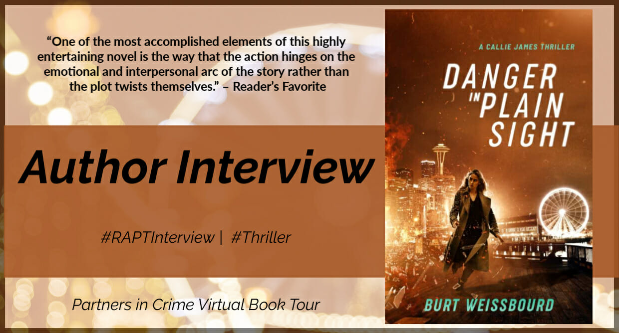 Interview // Burt Weissbourd, Author of Danger in Plain Sight