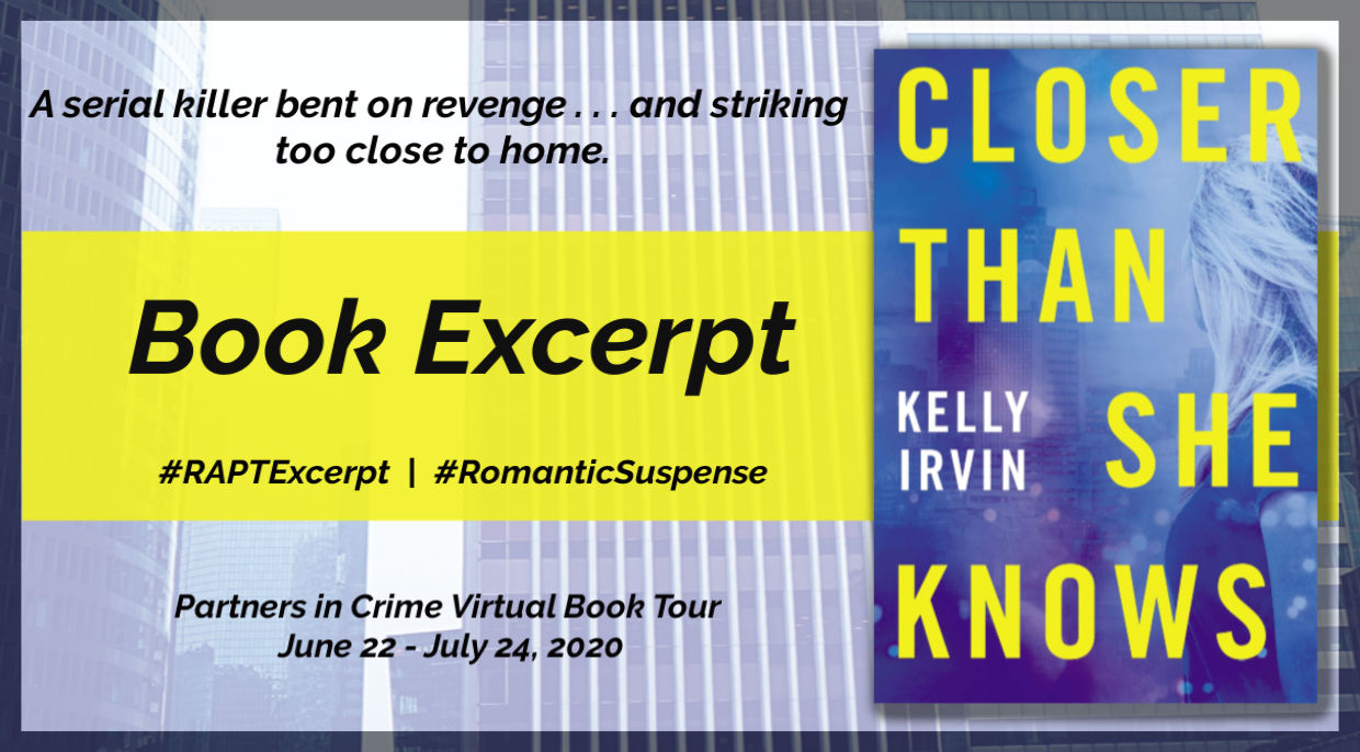 Excerpt *GIVEAWAY* // Closer Than She Knows by Kelly Irvin