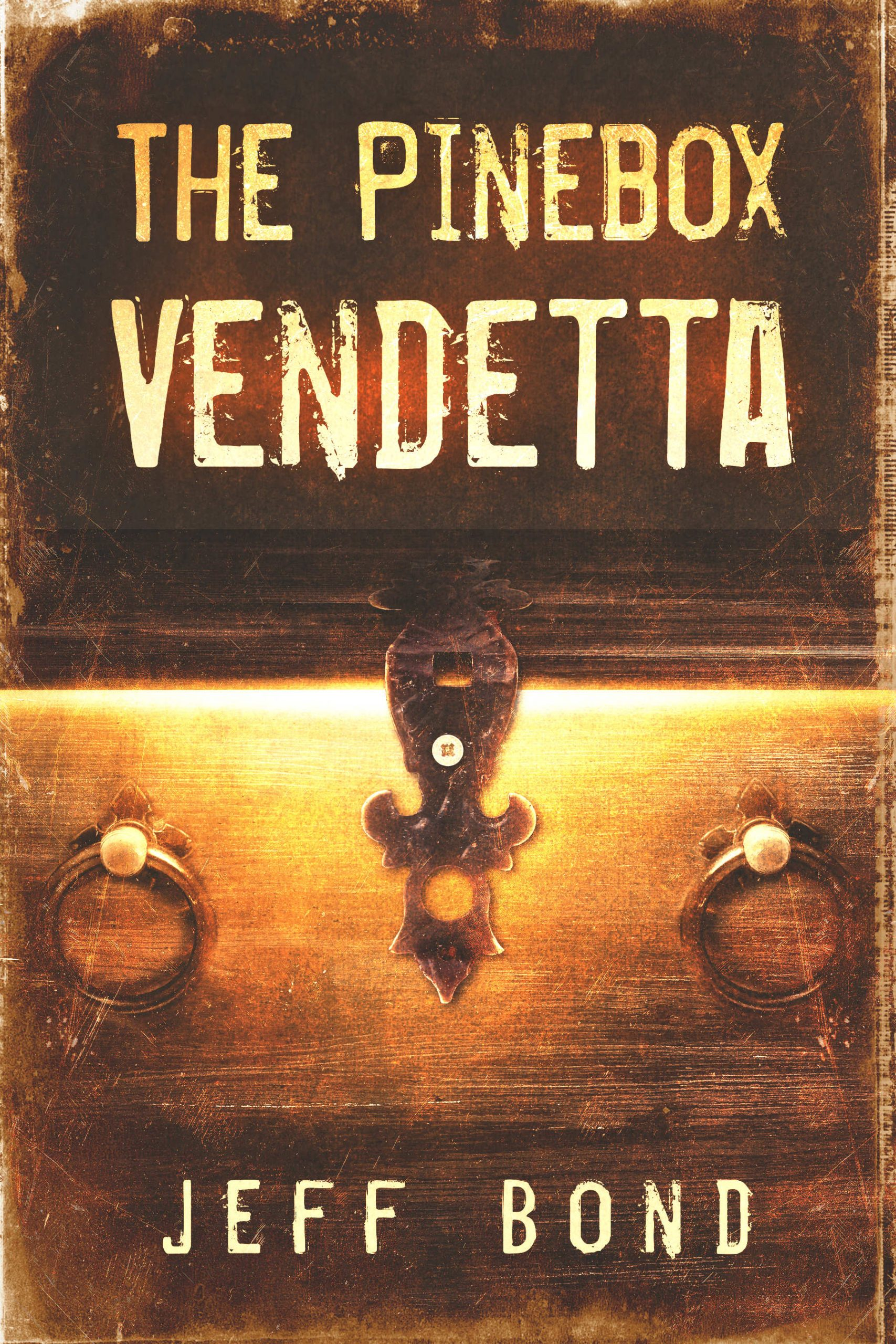 The Pinebox Vendetta Book Cover