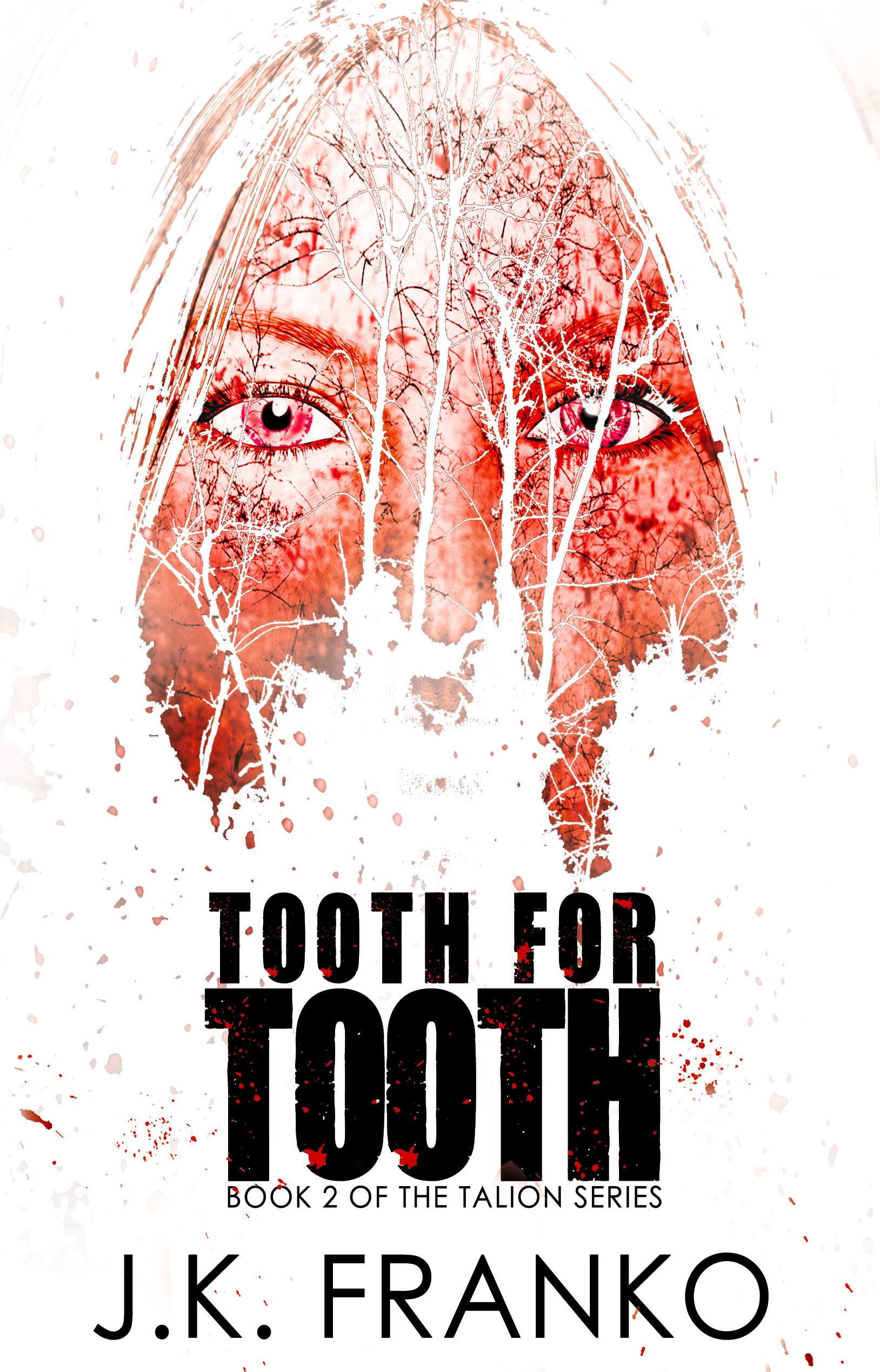 Tooth For Tooth Book Cover