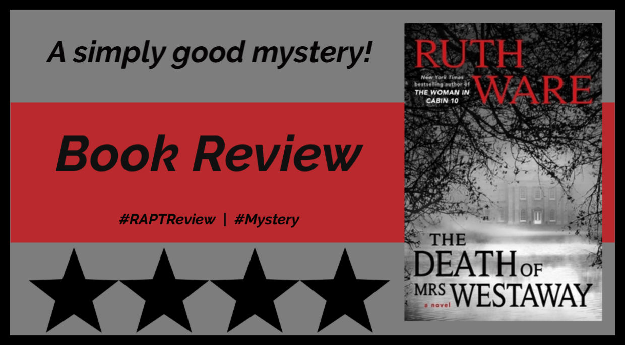 Review // The Death of Mrs. Westaway by Ruth Ware