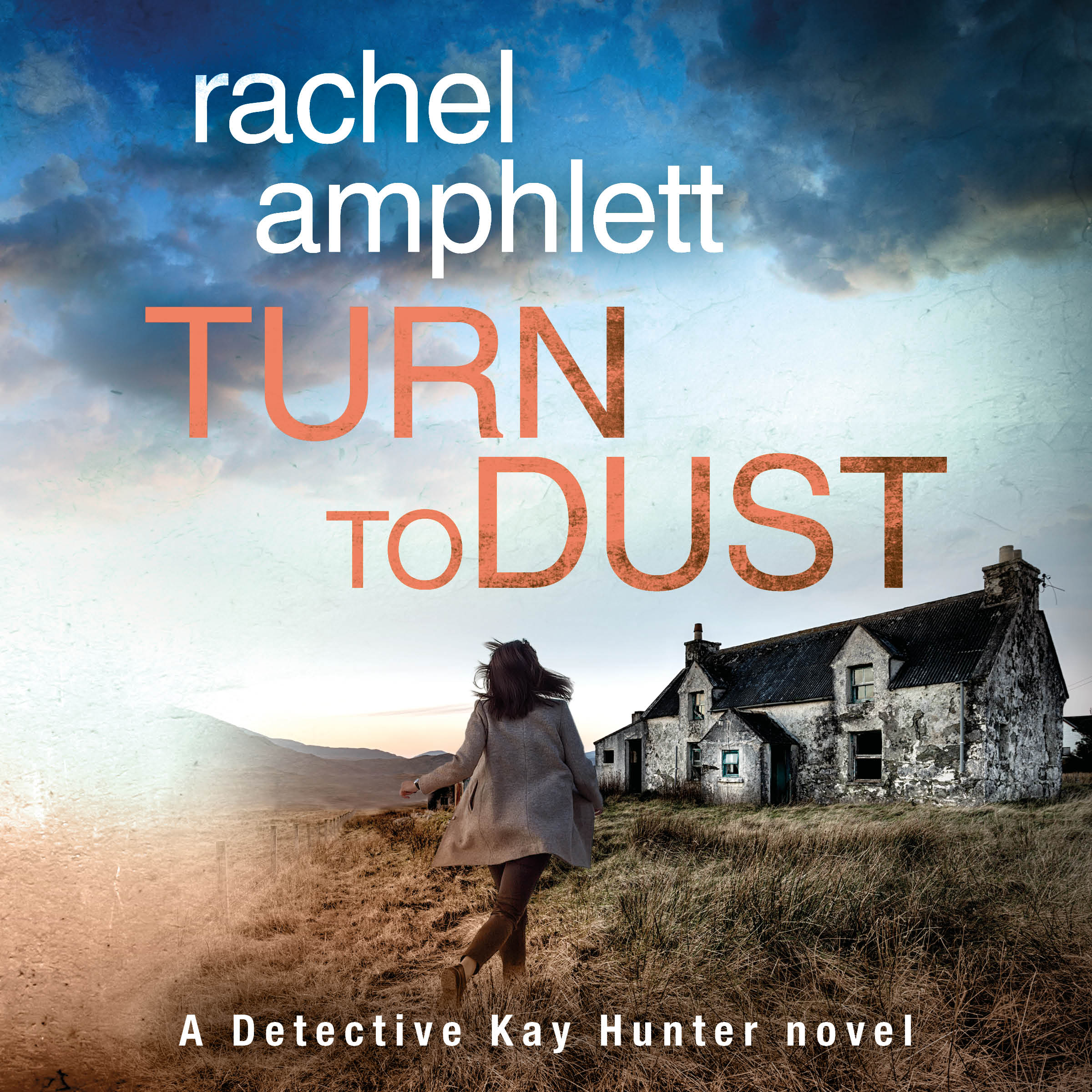 Turn To Dust Book Cover